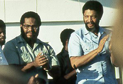 Bernard Coard and Maurice Bishop